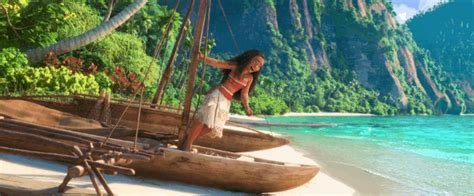 boat song from moana how far i ll let it go a reviewing contrast of both