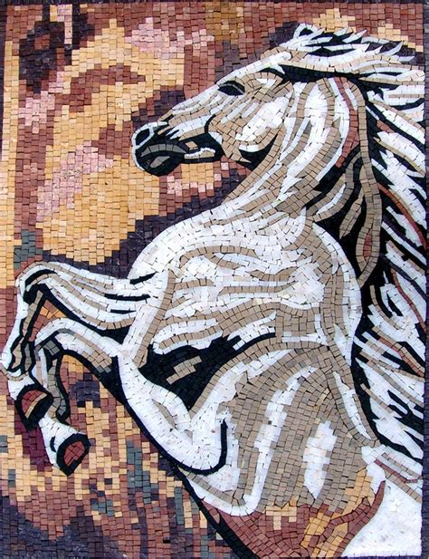 mosaic pattern animals 108 best images about animal marble mosaic on pinterest