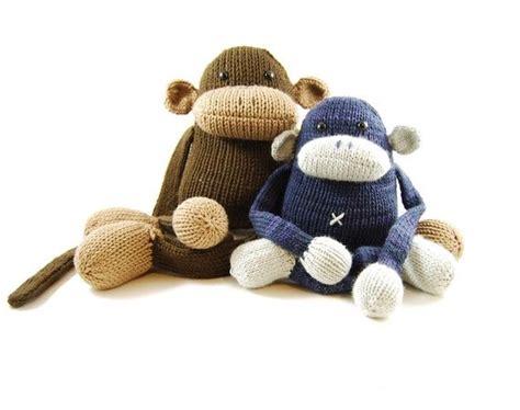 herman knitting jerry the musical monkey knitting pattern pdf instant