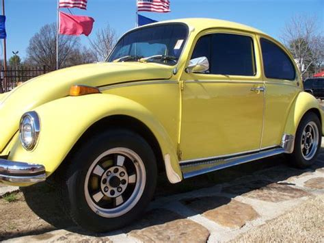 volkswagen bumblebee sell used 1972 volkswagen beetle good looking and good