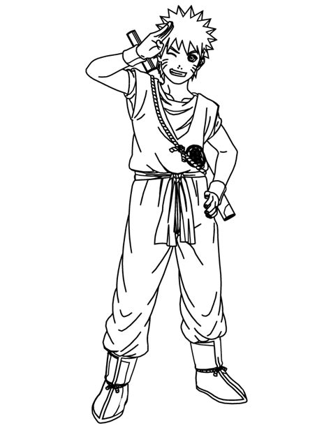 naruto coloring pages printable free coloring pages of gaara shippuden