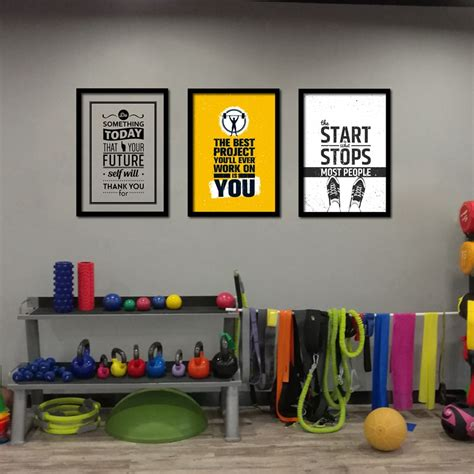 home gym wall decor popular motivational art prints buy cheap motivational art