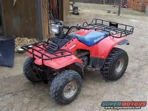1998 Suzuki 500 Quadrunner 1988 Suzuki Quadrunner 500 Lt500 Lt300ej Picture