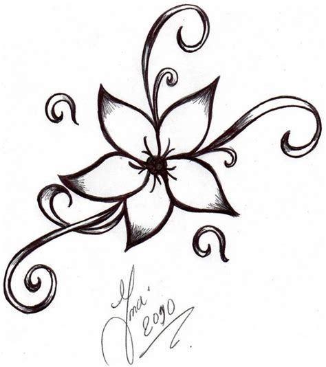 tattoo flower graphic free cartoon flower tattoos download free clip art free