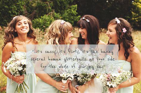 Wedding Quotes Bridesmaid by Contemporary Bridesmaid Dress Archives Rock My Wedding