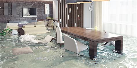 the five stages of home water damage restoration