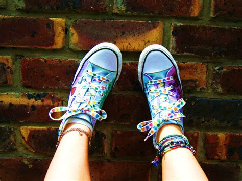 Decorated Converse by Decorated Converse By Kayleighconverse On Deviantart