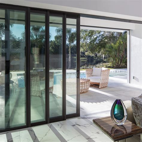 patio doors sliding pocket folding lanai doors or set of 4 sliding patio doors patio pocket doors and pocket