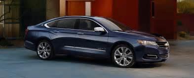 2018 chevy impala size car gm fleet