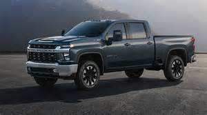 Chevrolet For 2020 2020 chevrolet silverado hd looks bling bling in high