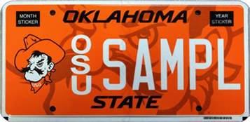 oklahoma new car tax oklahoma state font