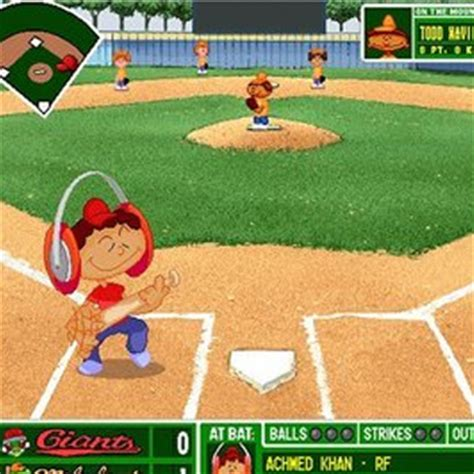 backyard baseball 2003 online 1998 1st annual interactive achievement awards