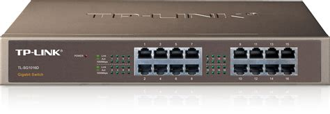Harga Tp Link Switch Hub 8 Port Tl Sf1008d jual switch hub tplink 16 port tl sg1016d harga rp 1