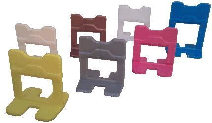 crocette per piastrelle sistema a cuneo