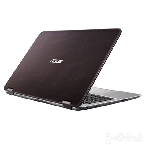 Laptop Asus Vivobook Flip Asus Vivobook Flip Tp501uq 2 In 1 Transformer Pc