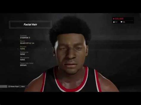 All Hairstyles by Nba 2k17 All Hairstyles Badges