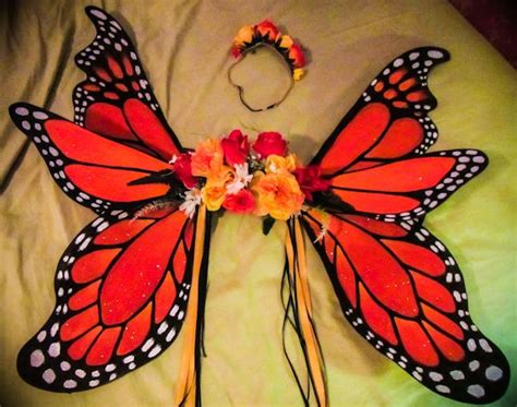 Handmade Butterfly Costume - monarch butterfly costumes for adults large handmade