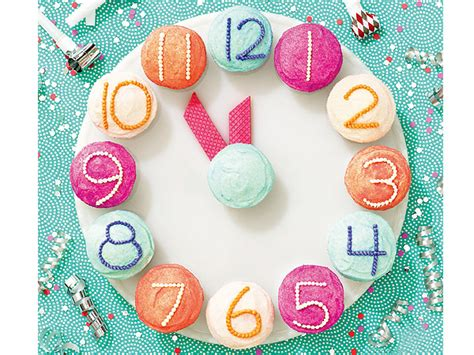 new year cupcake ideas photo of the week colorful cupcakes for new year s
