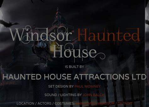 downtown haunted house downtown haunted house brings family friendly spooky experience windsoritedotca