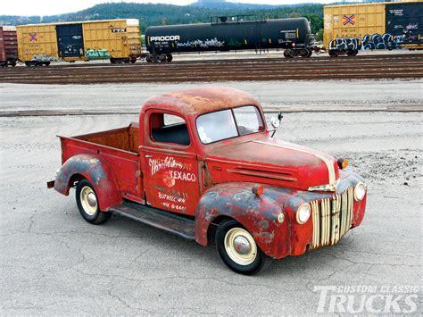 Antique Ford Trucks Ford Up Trucks