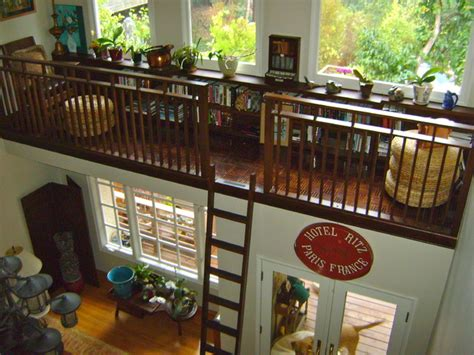 how to decorate a loft wla small loft space