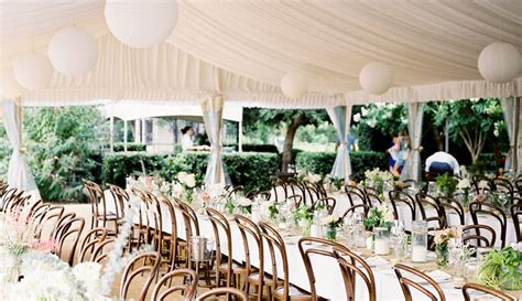 white bentwood chairs wedding wedding styles trends lookbook southern highlands yes