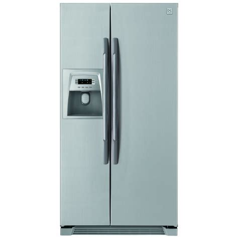 American Style Fridge Freezer No Plumbing by Daewoo Frau21pci American Fridge Freezer No Plumb Water