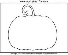 Pumpkin Printable Templates by Printable Stencils For Pumpkin 2 Worksheets