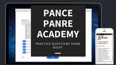 pance panre study guide books 1000 images about pance and panre on