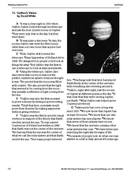 galileo biography for middle school 202 best images about space teaching resources on