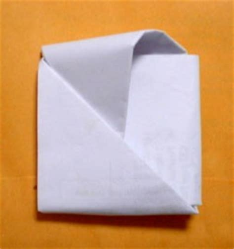 Note Folding Origami - how to fold a secret note dilly dally
