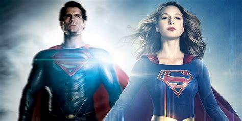 man of steel supergirl will man of steel 2 introduce supergirl to the dceu
