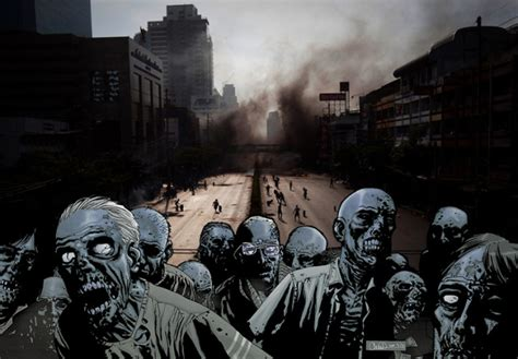 theme park zombie time to turn detroit into america s first zombie
