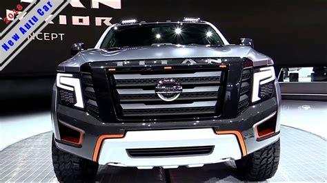 2019 Nissan Warrior by New 2018 2019 Nissan Titan Warrior Top Diesel Eps4