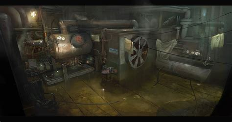 Boiler Room by Boiler Room By Ewkn On Deviantart