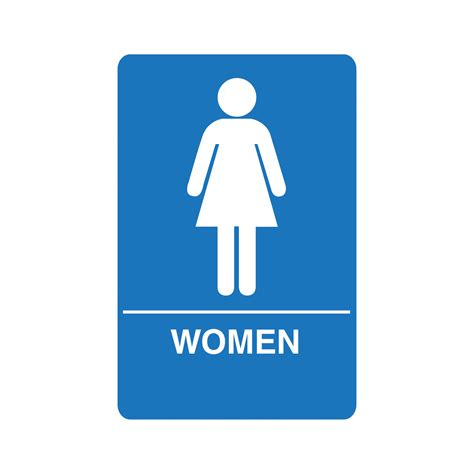 bathroom signages unisex restroom signs clipart best