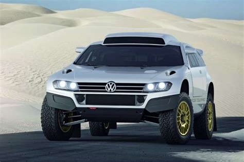 Rugged Car by Rugged Rally Cars Volkswagen Touareg Race 3 Qatar