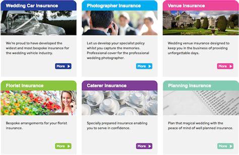 Wedding Planner Insurance by Insurance Wedding Fares West Midlands Wedding