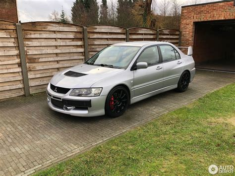 mitsubishi evolution 2018 mitsubishi lancer evolution ix 4 january 2018 autogespot
