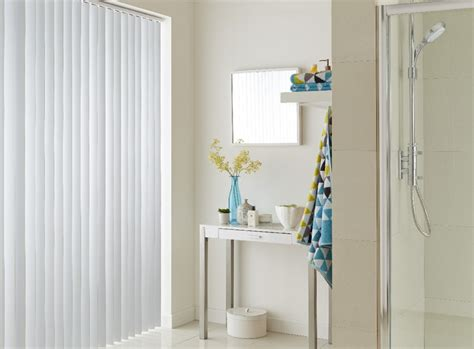 vertical blinds bathroom the best moisture resistant blinds for kitchens and bathrooms web blinds