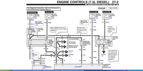 Ford Excursion 7 3 Fuel Wiring Diagram Circuit Diagram