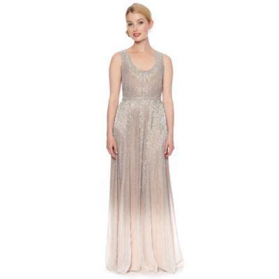 Sherina Dress 1 designer silver ombre embellished maxi dress ux ui