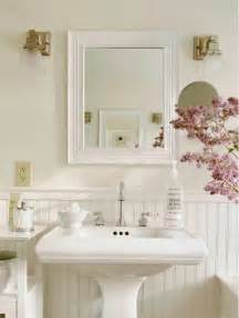 Shabby Chic Bathroom Lighting lovely bungalow 5 mirror #3: rustic-wall-lights-plus-white