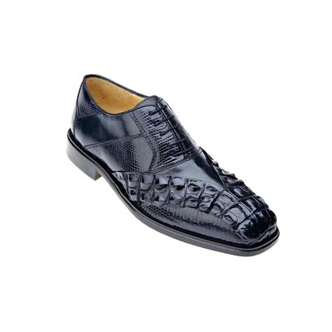 belvedere shoes belvedere roma hornback lizard calf shoes navy