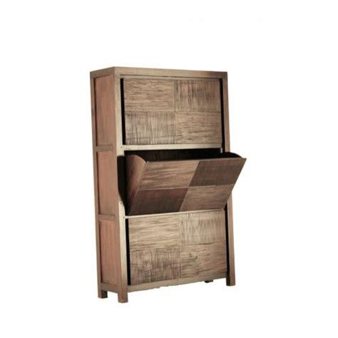 mueble zapatero de madera compra online zapatero en madera de caoba oriental de