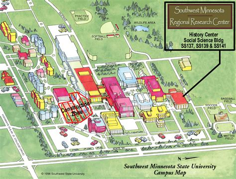 southwest state smsu history center location and hours
