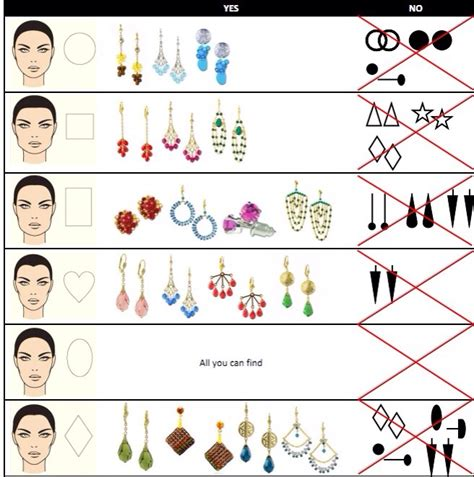 match face shape to hair styles how to choose earrings for your face shape trusper