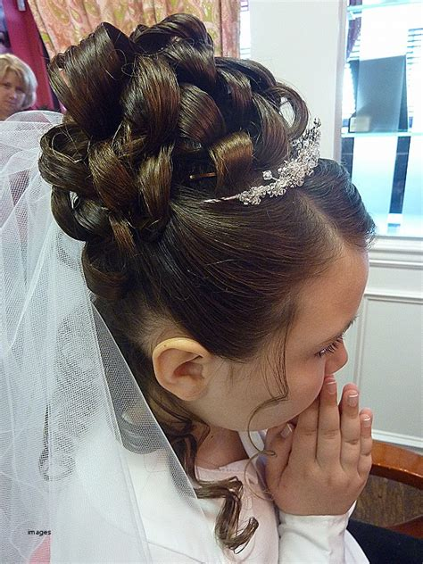 cute hairstyles for first communion long hairstyles beautiful first communion hairstyles for