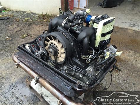 classic carreras  engine build