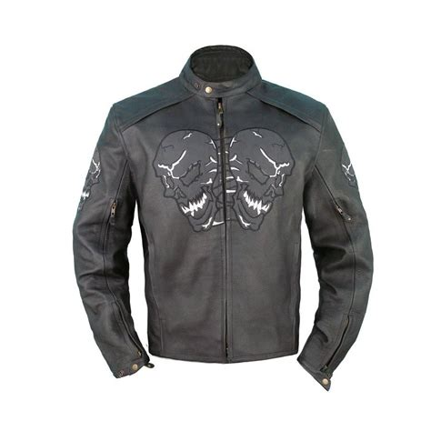 chaquetas de cuero para moto chaqueta clasica para motos